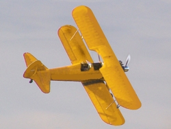 red stearman