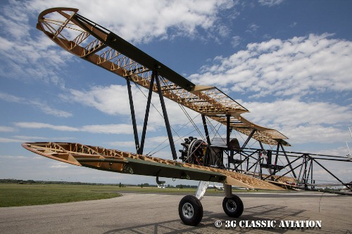 Stearman restoration